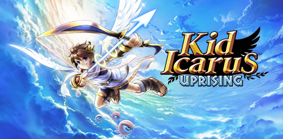 Kid Icarus: Uprising Review-Still Not Starring Icarus