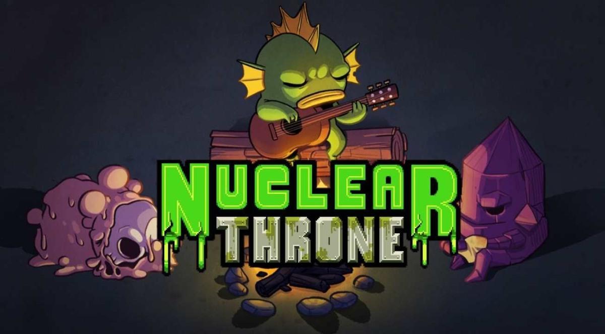 Nuclear Throne: A Fallout of Deathly Proportions