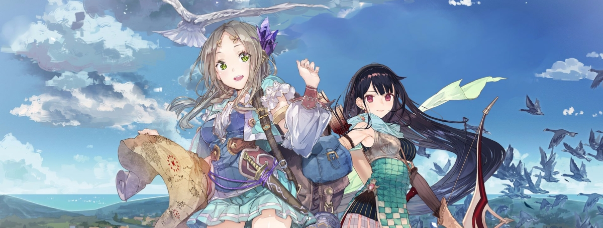 Let's Talk – Atelier Firis: The Alchemist Of The Mysterious Journey – The Sky's Our Destination.