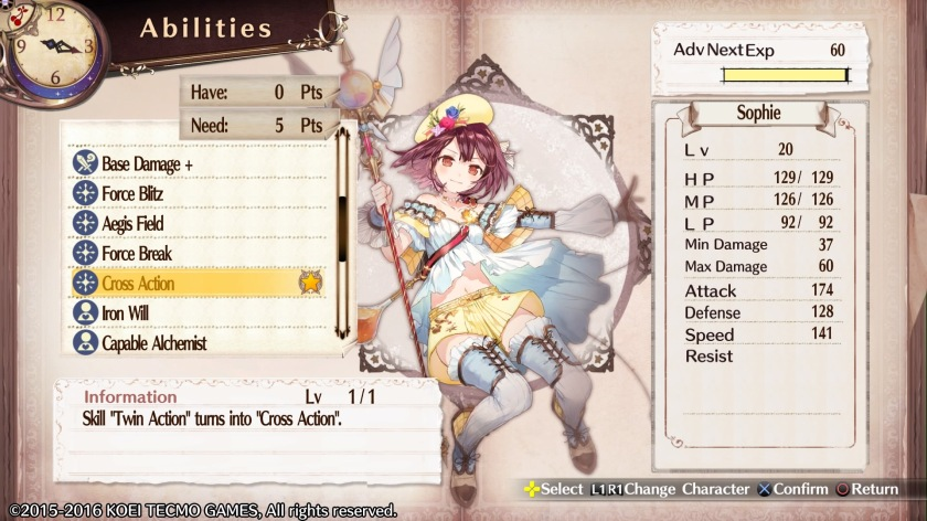 Atelier Sophie ~The Alchemist of the Mysterious Book~_20170816220705